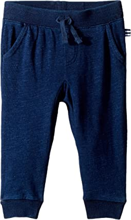 Splendid Littles Always Baby French Terry Indigo Jogger (Infant)