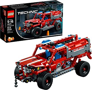 LEGO Technic First Responder 42075 Building Kit (513 Pieces)