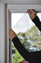 Vliegengaas venster 150 x 180 antraciet individueel in te korten insectenbescherming vliegennet raamnet muggennet muggenga...
