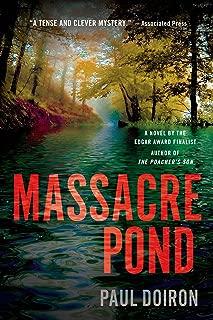 Massacre Pond: A Novel (Mike Bowditch Mysteries Book 4)