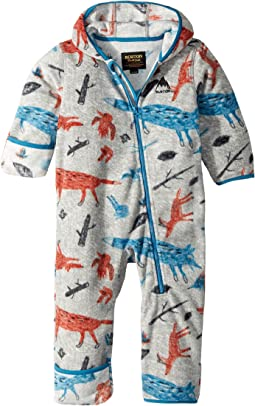 Burton Kids - Minishred Fleece One-Piece (Infant/Toddler)