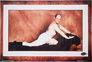 Seinfeld-George Timeless Art Of Seduction Poster Rolled 36 x 24 PSA009998