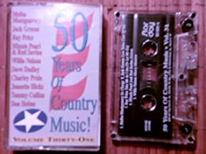 50 Years Of Country Music! Volume Thirty-One 31 rare audio cassette tape