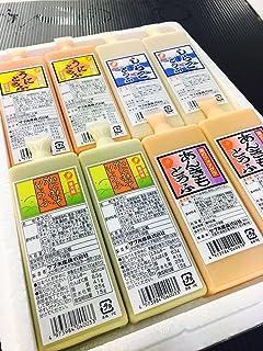 蟹味噌 あん肝 うに 白子 4つの味わいが楽しめる 【珍味 豆腐 詰め合わせ】 お中元など贈答用にも◎!ロングセラーの訳は美味しさにあり!