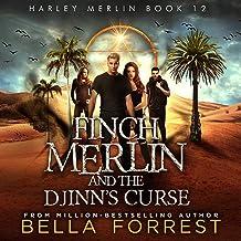 Finch Merlin and the Djinn's Curse: Harley Merlin, Book 12