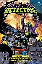 Batman - Detective Comics (2016-) Vol. 3: Greetings from Gotham
