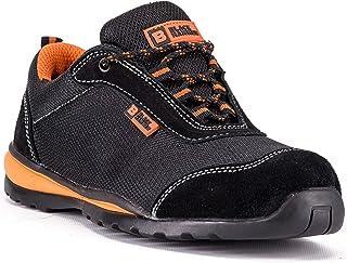 Zapatillas de Seguridad ultraligeras con Puntera de Acero y
