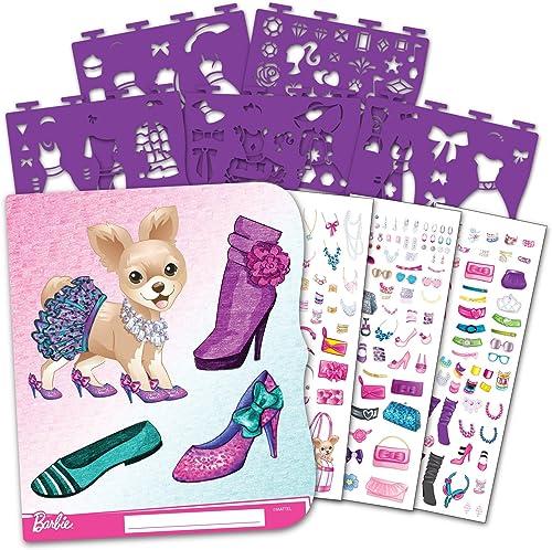 Barbie  Fabulous Fashion Sketch Portfolio