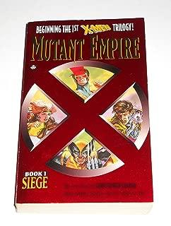 X-Men Mutant Empire : Book 1 - Siege