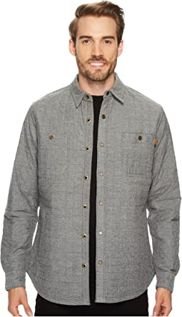 Timberland - Gunstock River Lightweight Microquilt Overshirt with Pimaloft