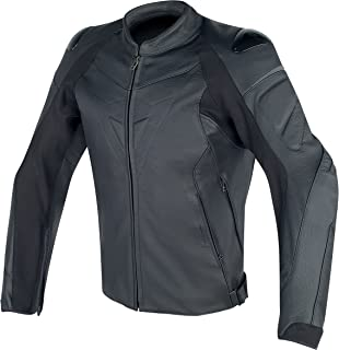 Dainese Fighter Leather Jacket (52)