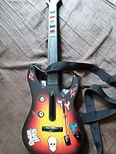 PS2 Guitar Hero Red Octane Wireless Sunburst Guitar