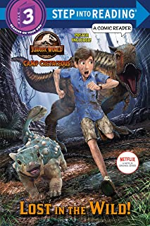 Lost in the Wild! (Jurassic World: Camp Cretaceous)
