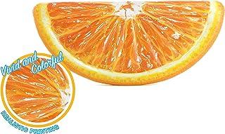 """Intex- Inflable de fruta de naranja, para alberca,  70"""" X 33.5"""""""