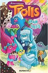 Trolls Graphic Novels #4: Brain Freeze Paperback