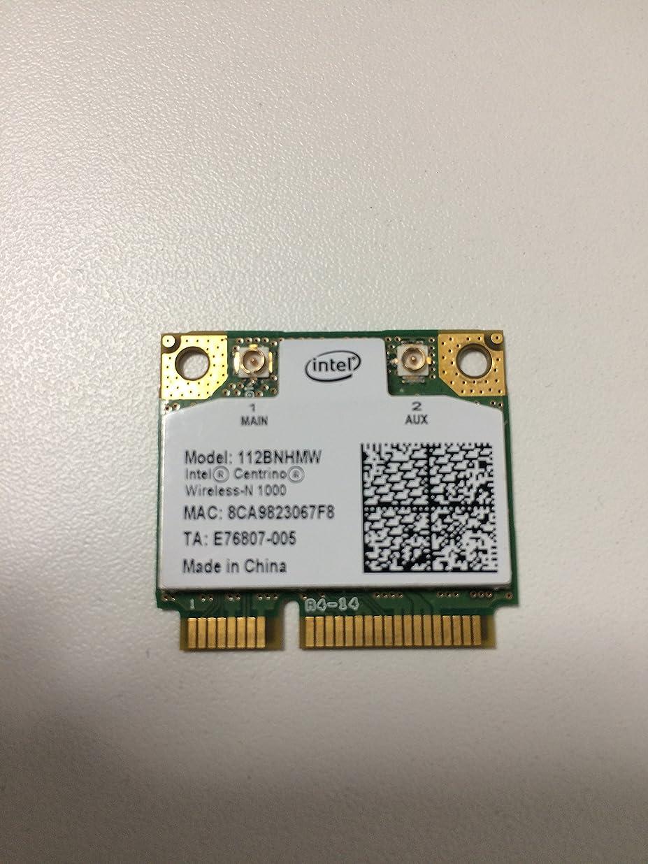 Lenovo/HP純正 Intel Centrino Wireless-N 1000 802.11b/g/n 300Mbps  Lenovo FRU: 60Y3241 HP SPS:572520-001