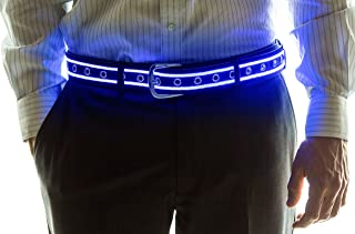 Light Up LED Belt by Neon Nightlife