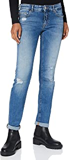 ONLY Damen ONLEVA REG Slim ANA18 Jeans