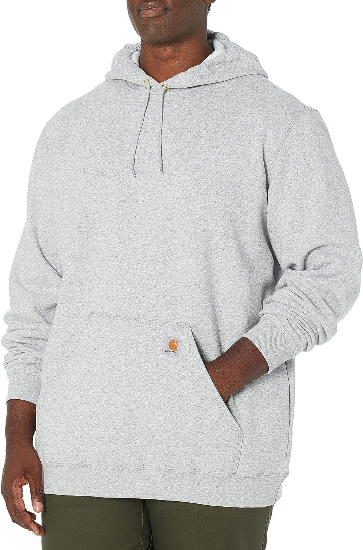 Carhartt Men's Big & Tall Midweight Hooded Sweatshirt