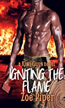 Igniting the Flame (Kiwi Guys Book 3) (English Edition)