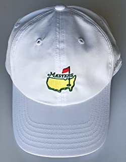 2eefcfa9d9a Masters golf hat white performance style augusta national 2019 pga new