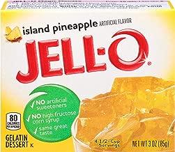 JELLO Pineapple Island Gelatin Dessert Mix (3oz Box)