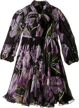 City Tulip Chiffon Dress (Toddler/Little Kids)