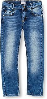 Salt & Pepper Blue Jeans Boys Basic Niños