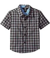 Volcom Kids - Harper Short Sleeve Shirt (Toddler/Little Kids)