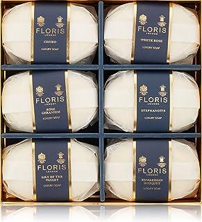 مجموعه صابون های لوکس فلورید لندن ، 6 اونس