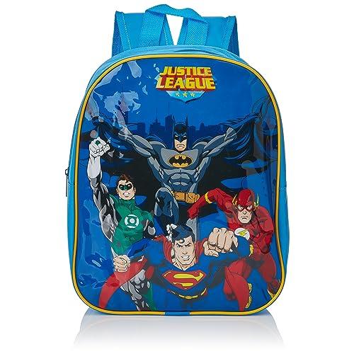 3486836ff891 DC 9825029HV 33 cm Justice League Batman/Superman/Green Lantern and Flash  Childrens Backpack