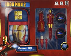 Marvel Ironman 2 Super Gamers Pack - Nintendo DS