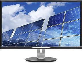"""Philips 328B6QJEB 32"""" Monitor, Quad HD 2K, IPS 128% sRGB, Speakers, USB hub, MultiView, Height Adjustable, VESA, 4Yr Advan..."""