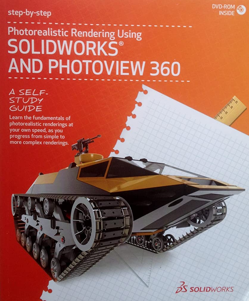 Photorealistic Rendering Using Solidworks and Photoview 360