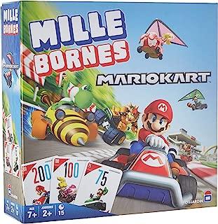 Dujardin Jeux - Milles Bornes Mario Kart
