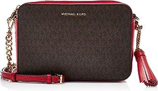 حقيبة كاميرا بلون احمر فاقع من مايكل كروس