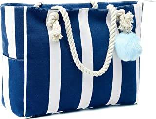 Best canvas tote bags with rope handles Reviews