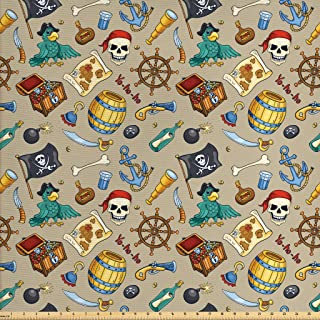 Best pirate themed fabric Reviews