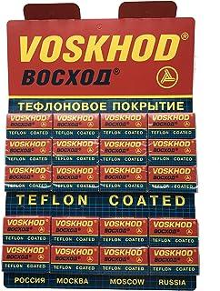100 Cuchillas de afeitar Doble Hoja Voskhod
