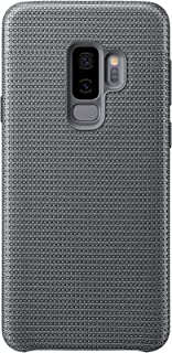 Samsung Hyperknit Qi Charging Compatible Cover Case for Galaxy S9 Plus - Grey,EF-GG965FJEGWW