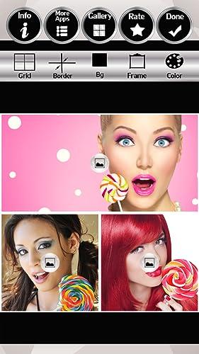 Collage de la foto del Lollipop