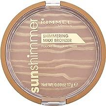 Rimmel Sunshimmer Shimmering Maxi Bronzer Sun Kiss