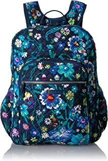 Vera Bradley Iconic XL Campus Backpack,  Signature Cotton