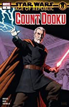 Star Wars: Age Of Republic - Count Dooku (2019) #1 (Star Wars: Age Of Republic (2018-2019))