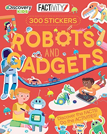 Discovery Kids Factivity Robots and Gadgets: Discover the Facts! Do the Activities!