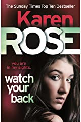 Watch Your Back (The Baltimore Series Book 4) Kindle Edition