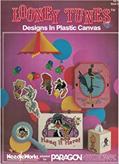 Looney Tunes, Designs in Plastic Canvas (Book 2008)