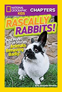 Rascally Rabbits!: And More True Stories of Animals Behaving Badly