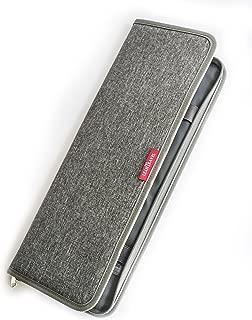 LeanTravel Estuche para Corbatas Premium con Bolsa para Mancuernillas y Accesorios de Viaje