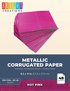 Best corrugated paper for crafts Reviews